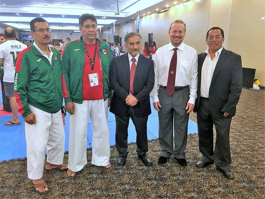 Integrantes equipo ISKF-México.