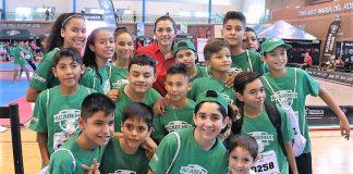 Con la presencia de una embajadora de lujo como lo es la multimedallista olímpica María del Rosario Espinoza, se llevó a cabo la segunda Academia CONADE de Taekwondo