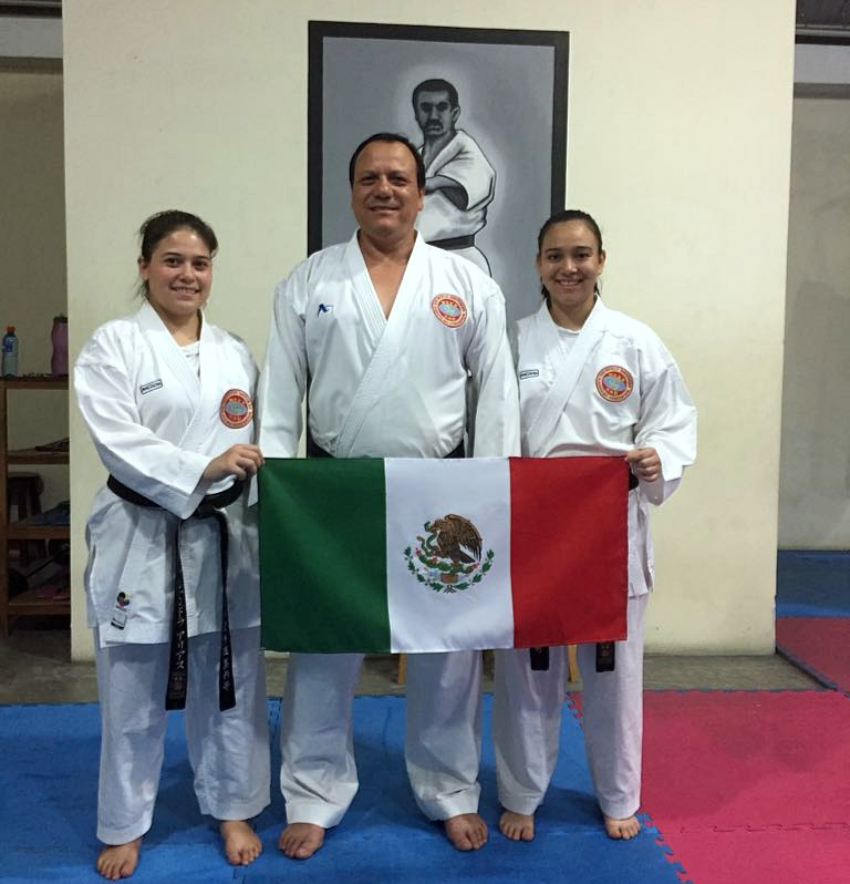 Integrantes equipo WSKF-México.