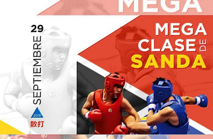 El sistema de combate deportivo en el que se aplican diferentes técnicas de las artes marciales chinas, conocido 'Sanda', estará presente en el Deportivo Guelatao de la CDMX.