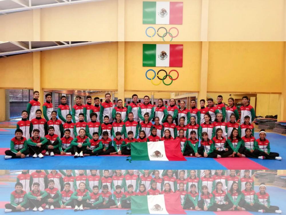 Gracias a su desempeño y gran esfuerzo, un par de integrantes de la Selección Capitalina de Taekwondo serán parte de la Selección Mexicana Infantil, Cadete y Juvenil que acudirá al 2018 Texas Sport Taekwondo Championship Series.