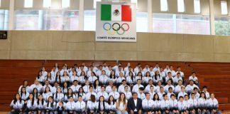 Con gran actitud y deseos de victoria, la Selección Mexicana de Karate partió para el XXIV Campeonato Panamericano Cadete, Junior y Sub-21, Río de Janeiro 2018.
