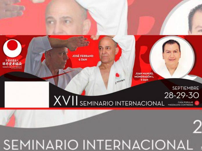 La JKA en México llevará a cabo su XVII Seminario Internacional en la CDMX.