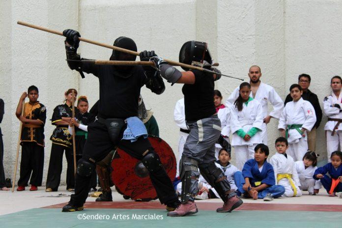 ©Sendero Artes Marciales Esgrima Histórica