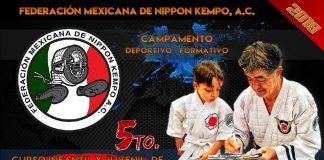 Aspectos culturales, artísticos y lúdicos que forman parte de la enseñanza del budo japonés, así como la detección de talentos deportivos, serán parte de lo que se contempla abordar en el próximo 5º Curso Infantil y Juvenil de la FMNK.