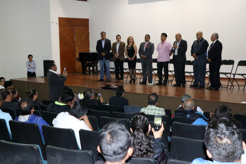 1er Foro del Deporte en Iztacalco