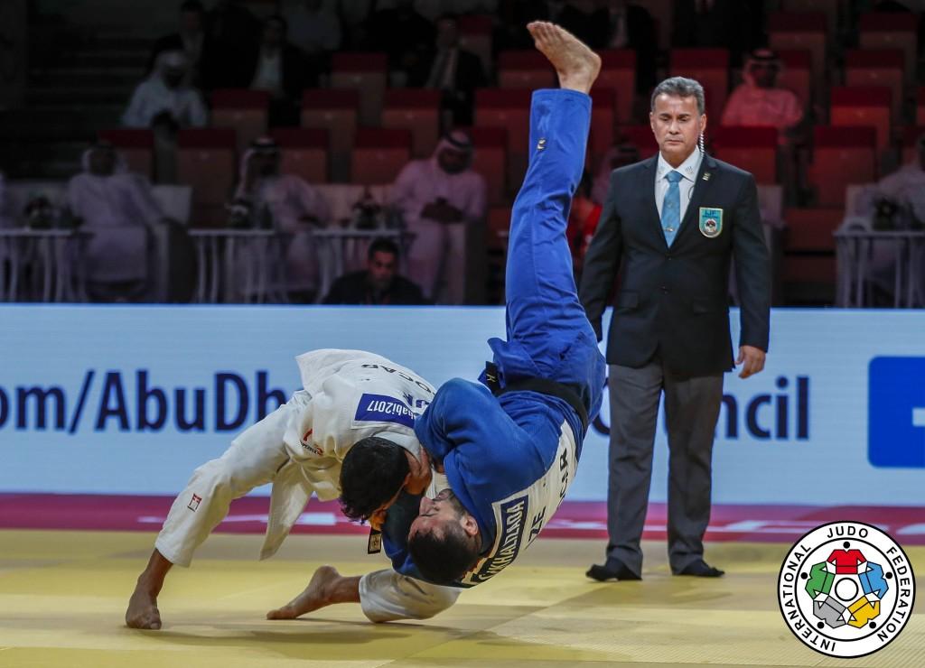 El judo demostró ser una herramienta para la reconciliación, la promoción de la paz y los valores morales en el mundo, luego de que la Federación de Judo de los EAU abrió sus puertas para competidores de todas las naciones que asistan al Grand Slam Abu Dhabi. (Foto: IJF).