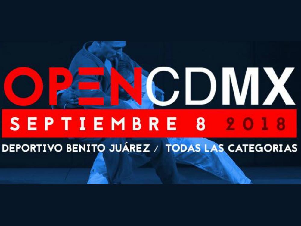 El próximo Open CDMX 2018 regresará a una de las sedes que le dio gran proyección desde la capital del país hacia el resto del territorio nacional en la década de los años 80's.