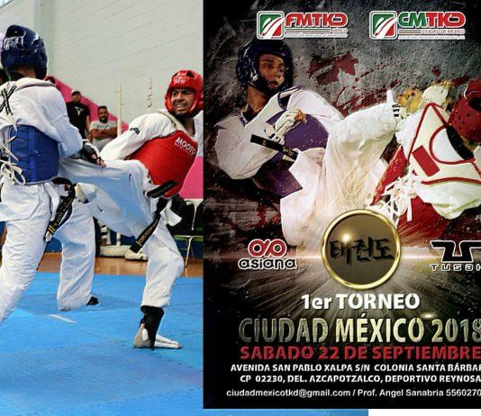 A solo unos días de que se lleve a cabo el 1er Torneo Ciudad de México 2018, el Deportivo Reynosa se encuentra listo para recibir a decenas de practicantes de taekwondo.