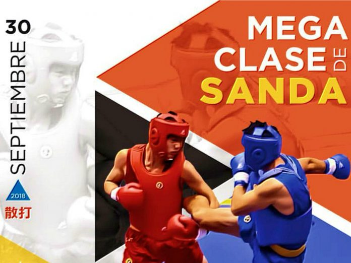 La Mega Clase de Sanda, en el Deportivo Guelatao, se recorre a una nueva fecha, en la cual los interesados podrán tener la oportunidad de conocer y practicar este sistema de combate deportivo