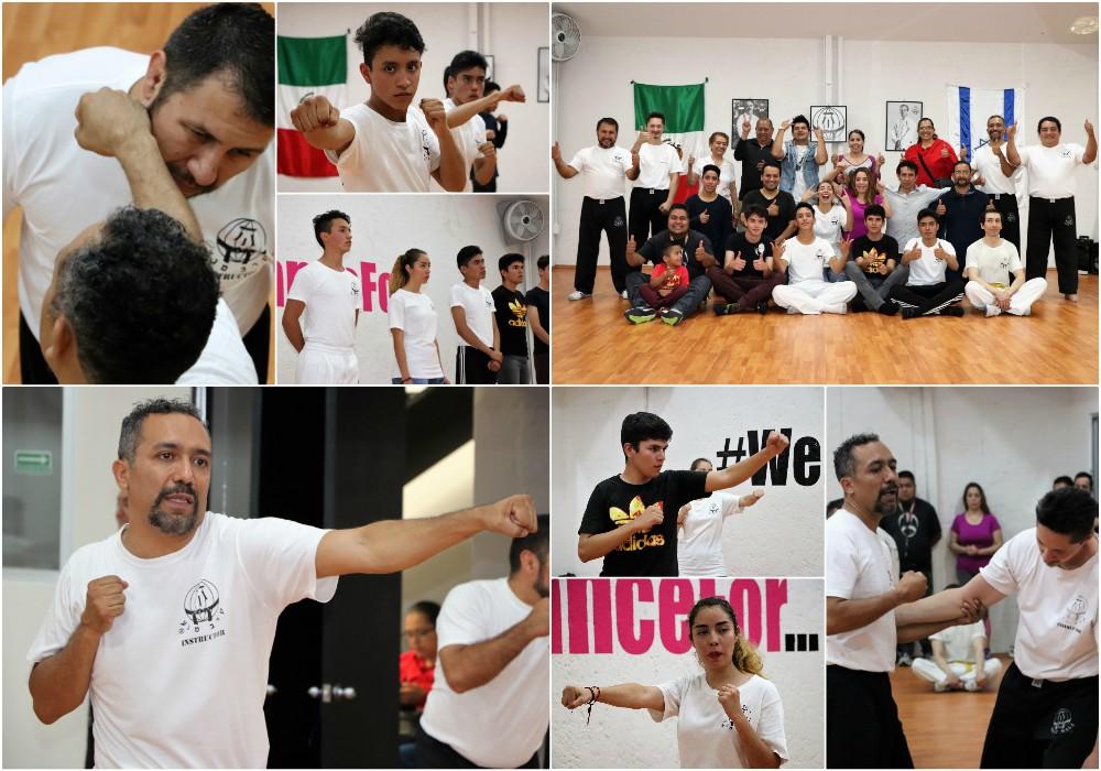 nterés y buena asistencia tuvo la clase inaugural con la que iniciaron las actividades oficiales de la Federación Sudamericana de Krav Maga-México (FSAKIM-Mx), en el municipio de Cuautitlán Izcalli, Estado de México.