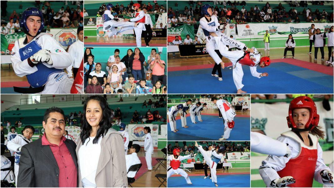 Con la asistencia de competidores de diferentes estados del país y un equipo de Estados Unidos, se rebasaron las expectativas del Torneo Inter Aguila's Taekwondo México 2018, donde, además, se conformó un equipo azteca para competencias internacionales.