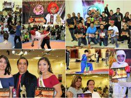 Gran ambiente de amistad, familiar y marcial, así como grandes emociones, fueron parte del V Campeonato de Artes Marciales 'Gold Star' Salamanca 2018, el cual volvió a innovar en competencias para gusto de competidores de diferentes estados.