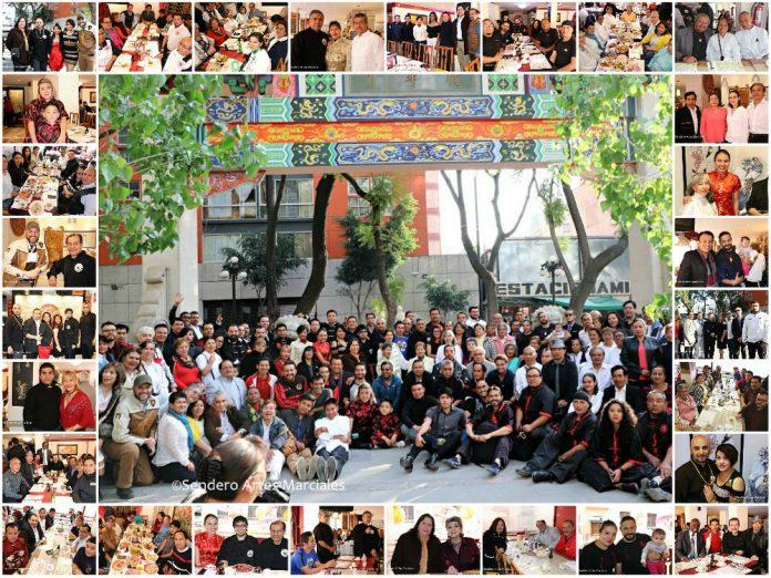 """Iniciaron los preparativos para la """"Comida de Fin de Año para Maestros de Artes Marciales 2018"""", donde los exponentes de diferentes estilos de artes marciales y de distintos estados del país, se den cita fraterna para compartir experiencias, proyectos y buenos deseos para el próximo 2019."""