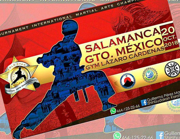 Luego de meses de planeación, inició la cuenta regresiva para el V Campeonato de Artes Marciales 'Gold Star' Salamanca 2018, en Guanajuato, evento que se ha colocado como uno de los mejores de su tipo en la región por la entrega de trofeos especiales, premios en efectivo, reconocimientos a maestros y donde Sendero Artes Marciales también estará presente.