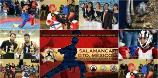 Gracias al número de competidores de diferentes entidades de México que acudirán al V Campeonato de Artes Marciales 'Gold Star' Salamanca 2018, en Guanajuato, este torneo se perfila como un evento de nivel nacional.