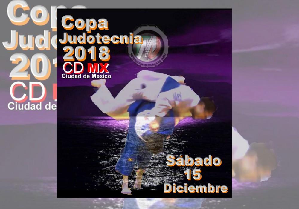 La próxima Copa Judotecnia 2018 cambiará de formato para ofrecer nuevas sorpresas a practicantes, competidores y personas amantes del judo que participen en este evento que durante 18 años de realizarse ininterrumpidamente, se ha convertido entre los más relevantes de la CDMX.