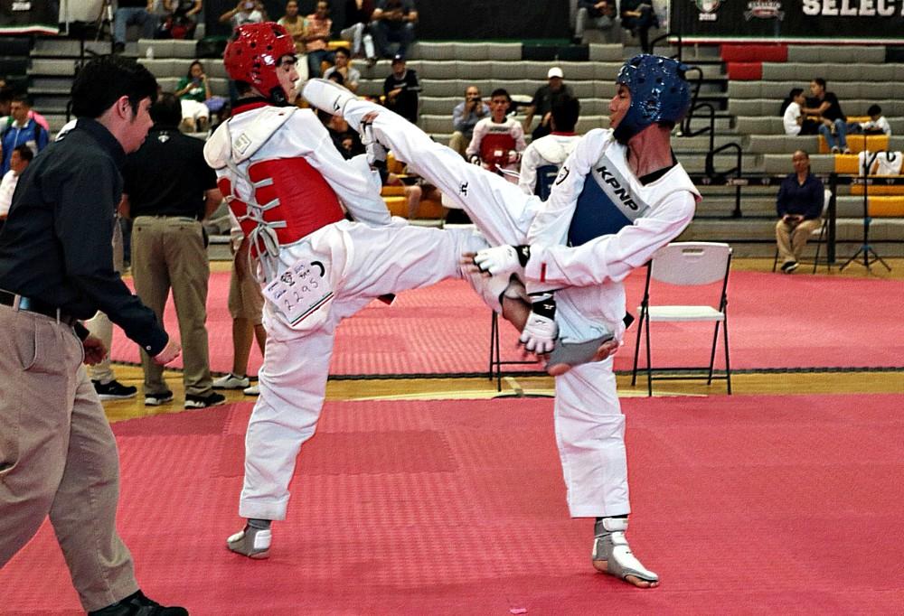 Este fin de semana se realizaron en Monterrey, Nuevo León, las eliminatorias para conformar la primera generación de Academia CONADE Taekwondo.