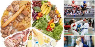 Los practicantes de artes marciales y otros deportes de contacto requieren una planeación nutricional específica, ya que el rol del atleta juega un papel de vital importancia.