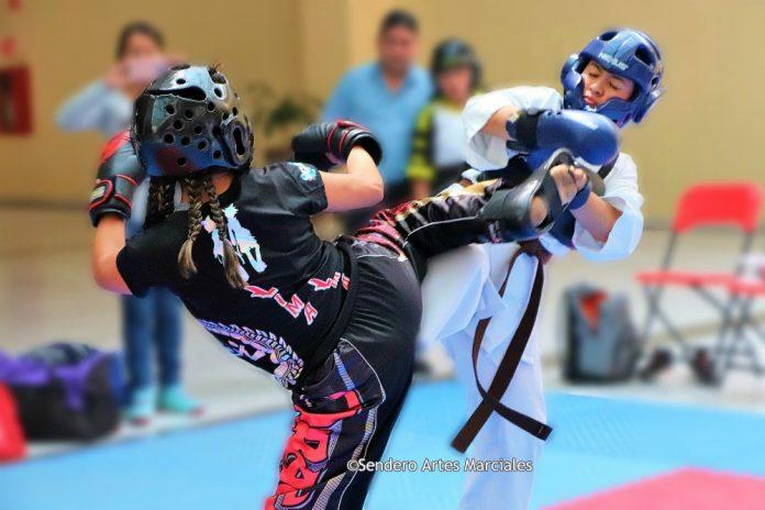 Integrantes de la organización Artes Marciales Asociadas (AMA), se preparan para cerrar el año con el gran Campeonato Final 2018