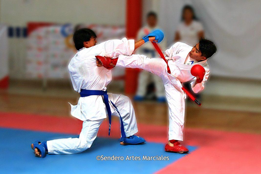Practicantes de karate-do en la CDMX, afinan técnicas y entrenamientos para competir en los próximos Juegos Deportivos Infantiles y Juveniles de la CDMX 2018-2019, y 2º Selectivo Estatal.