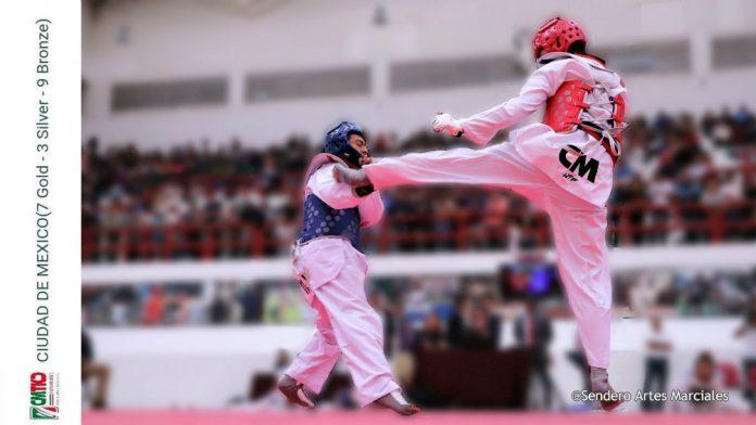 El empeño de los integrantes de la Selección de Taekwondo de la Ciudad de México (CDMX), volvió a dar excelentes resultados para el equipo, al lograr obtener el tercer sitio del Campeonato Nacional Infantil, Cadetes y Juvenil Querétaro 2018.