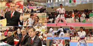 Con broche de oro, The World Shotokan Karate-do Federation México (WSKF-México), cerro sus actividades realizadas en el marco del Seminario Internacional WSKF Gashuku México 2018 con Sensei Hitoshi Kasuya, al llevar a cabo el XXXIII Campeonato de Invitación Shotokan Karate Do México y XII Copa Shihan Pedro Flores.