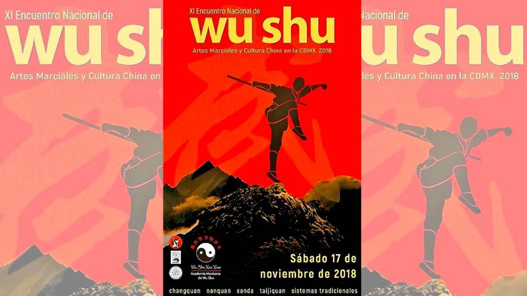 Todo se encuentra listo para que este sábado se den cita varios de los mejores exponentes de las artes marciales chinas de México, quienes acudirán al 11° Encuentro Nacional de Wushu Kungfu Ciudad de México (CDMX), en el Centro Deportivo Villa Olímpica.