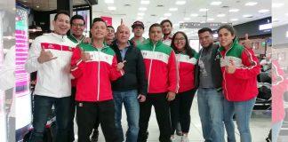 Decididos a llegar al pódium, el equipo de siete integrantes de la Selección Mexicana de Jiujitsu partió para Suecia y dejar todo su corazón sobre los tatamis del Jujutsu World Championships Malmo 2018 – Campeonato Mundial de Jiujitsu Malmo 2018.