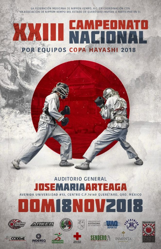 "XXIII Campeonato Nacional por Equipos ""Copa Hayashi"" 2018"