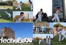 Una de las expresiones más representativas de la cultura brasileña llegó a las islas de Ciudad Universitaria de la Universidad Nacional Autónoma de México (CU-UNAM), donde el grupo Axe Capoeira comenzó a impartir clases del arte marcial considerado Patrimonio Cultural Inmaterial de la Humanidad.