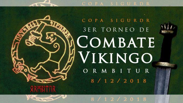 La zona del Bosque de Chapultepec será escenario para la realización de encuentros entre practicantes del combate medieval o algún arte marcial, quienes serán parte del 3er Torneo Anual de Combate Vikingo Ormbitur 'Copa Sigurðr'.