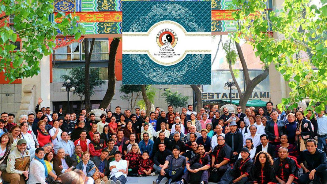 """Por agotarse se encuentran los lugares a la """"Comida de Fin de Año para Maestros de Artes Marciales 2018"""" en el Barrio Chino de la Ciudad de México (CDMX)."""