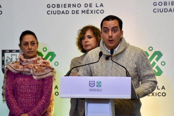 Rodrigo Dosal Ulloa, será el nuevo titular del Instituto del Deporte de la Ciudad de México (INDEPORTE), presentado este sábado por la Jefa de Gobierno, Claudia Sheinbaum Pardo
