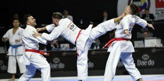 Ante la cercanía de los próximos Juegos Olímpicos Tokio 2020, lA WKF tendrá nuevas reglas para sus competencias de kata (forma) y kumite (combate), la cuales regirán a partir del primer día del próximo año. (Foto WKF)