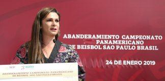 Las Academias CONADE desaparecerán y se buscará que las Federaciones se enfoquen más en la detección de talentos, afirmó Ana Gabriela Guevara, titular de CONADE.