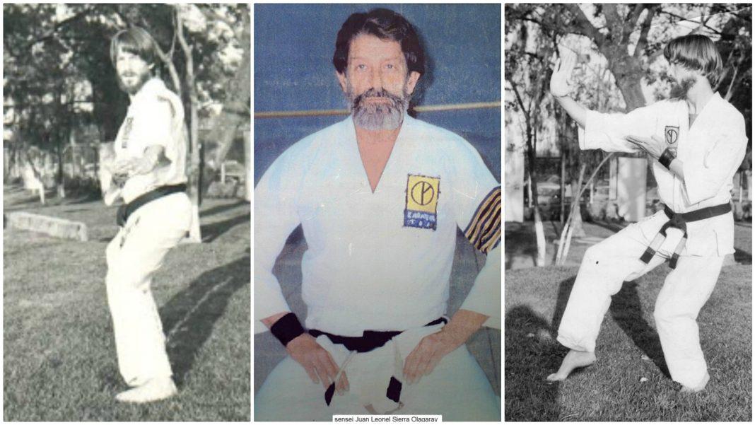 """A 50 años de que Sensei Juan Leonel Sierra Olegaray formó la escuela """"Casa del Sol Karate Do TDA"""", alumnos del maestro que fue piedra esencial en la introducción del arte marcial en la UNAM, así como miembro fundador de la FEMEKA, se reunirán para honrar su memoria."""
