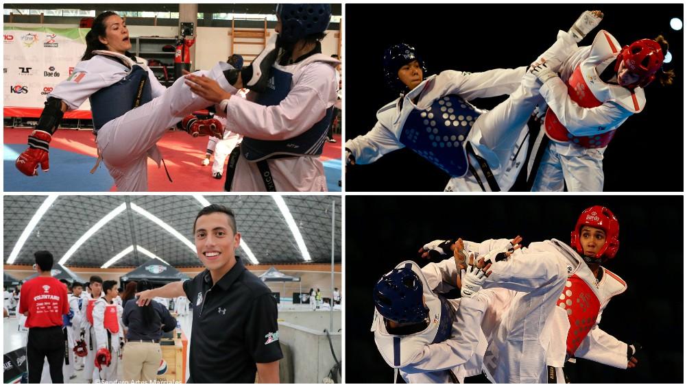 María Espinoza, Briseida Acosta, Carlos Navarro y César Rodríguez, son los mexicanos mejor colocados en el ranking olímpico dado a conocer hoy por World Taekwondo (WT).