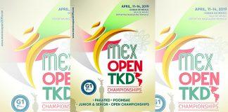 La Ciudad de México será sede del México Open de Taekwondo 2019, un evento donde se darán cita los mejores exponentes del país, así como de al menos 25 naciones de diferentes partes del mundo para buscar subir en el ranking mundial.