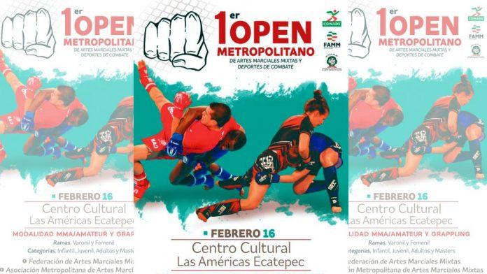 Las artes marciales mixtas (MMA, por sus gilas en inglés), llegarán al Centro Cultural y Deportivo