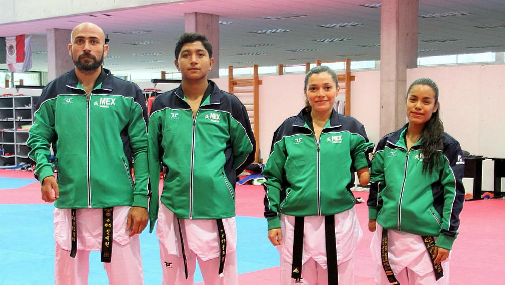 La selección mexicana de parataekwondo, conformada por cuatro atletas categoría K44, viajó este miércoles a Antalya, Turquía, para participar en el Campeonato Mundial de la disciplina, para hacia Juegos Paralímpicos de Tokio 2020.