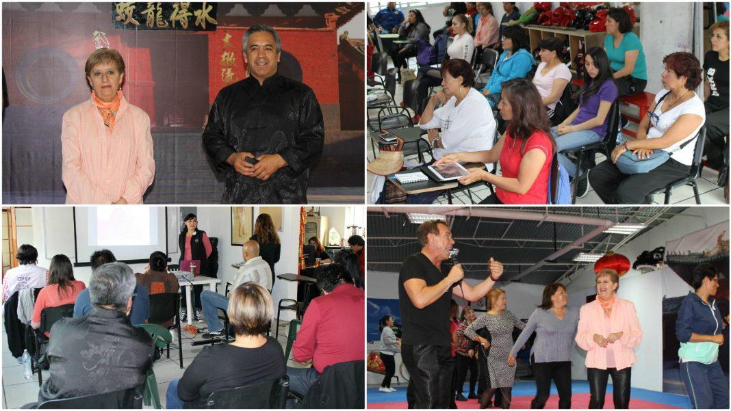 Gran actividad de clases especiales, talleres y cursos de artes marciales y áreas relacionadas se encuentran listas para llevarse a cabo en el CES Wushu CDMX.