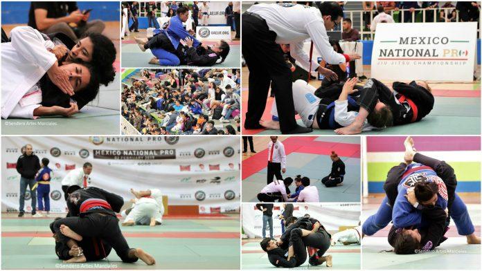 Atletas de una docena de países se dieron cita en el México National Pro Jiu-Jitsu Championship Gi 2019, donde buscaron puntos para acudir al próximo Campeonato Mundial Pro Abu Dhabi, Emiratos Árabes Unidos.