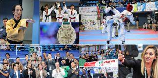 Todo un festín de emociones y adrenalina de taekwondo se vivieron por tres días consecutivos en la Ciudad de México (CDMX), gracias a la realización de Selectivos y Campeonatos Nacionales realizados en el Gimnasio Olímpico Juan de la Barrera, con lo que esta urbe volvió a ser la capital del taekwondo.
