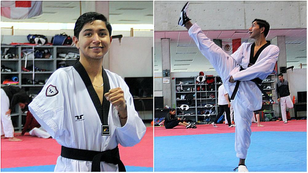 Tras obtener su medalla de oro en Campeonato Mundial de Parataekwondo en Turquía, Juan Diego García López, regresó a sus entrenamientos en el CNAR, para su preparación a los Juegos Parapanamericanos Lima 2019.