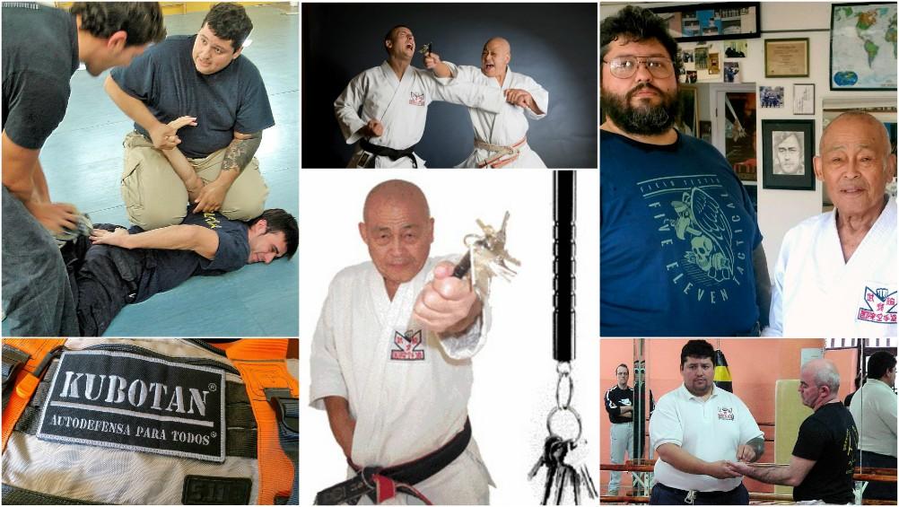La enseñanza de la defensa personal con base a la pieza auxiliar denominada Kubotan® regresa a la Ciudad de México (CDMX), a través de un taller que ofrecerá uno de los alumnos de Soke Takayuki Kubota, creador de esta herramienta que puede transportase como un llavero.