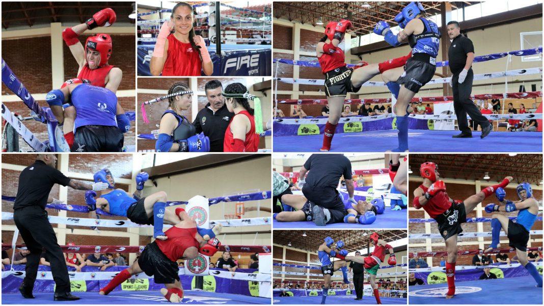 Grandes peleas de muaythai se vivieron en el 1er Torneo de Ranking Nacional Adultos 2019, con el cual arrancó la temporada de competencias de la FEMEM.