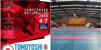 """La Sala de Armas CDMX, será la sede oficial donde se llevará a cabo el próximo Campeonato Nacional de Judo Infantil """"Tomoyoshi Yamaguchi 2019""""."""