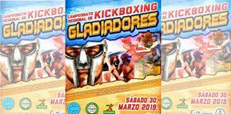 """El Gimnasio Olímpico """"Juan de la Barrera"""" vibrará con las emociones de los combates sobre tatami y ring que se registrarán con motivo del Campeonato Regional de Kickboxing """"Gladiadores 2019"""", al cual asistirán competidores de la zona centro del país."""
