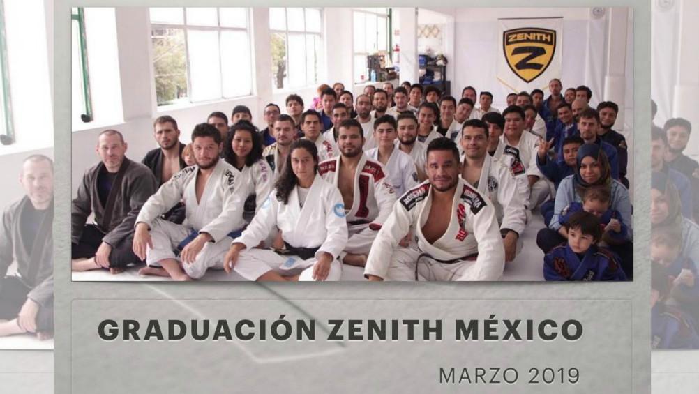 Con un gran festejo que abarca una serie de actividades de judo y BJJ, la academia Promahos-Zenith BJJ, conmemorará su ceremonia de graduación para cambio de cintas de alumnos de esta organización dirigida por la primera mujer cinta negra de jiujitsu en México, Sensei Itzel Bazúa Aguilar.